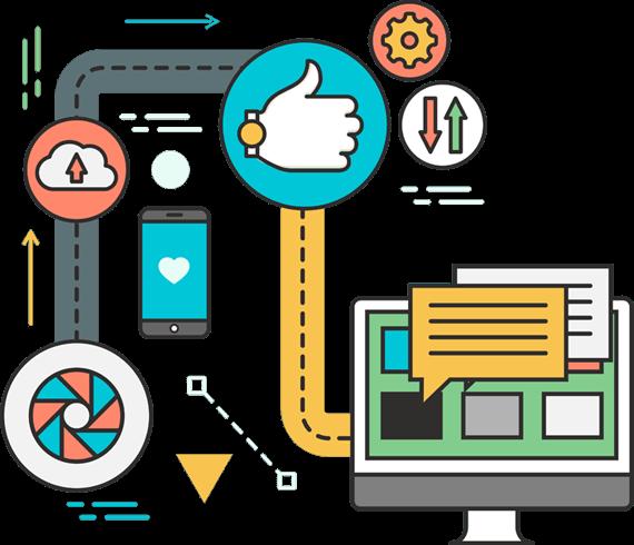 ניהול ויצירת תוכן לרשתות חברתיות