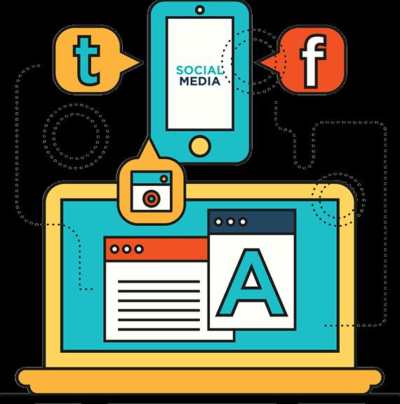 ניהול ושיווק מדיה חברתית