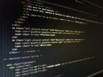 קידום אתרים מקצועי - קוד תכנות במחשב