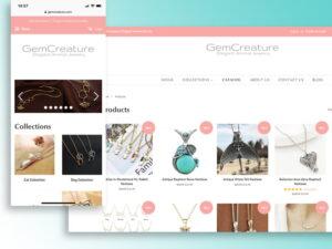 הקמת חנות וירטואלית שופיפיי gemcreature