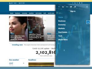 פיתוח וקידום נכס דיגיטלי מגזין חדשות פיננסי