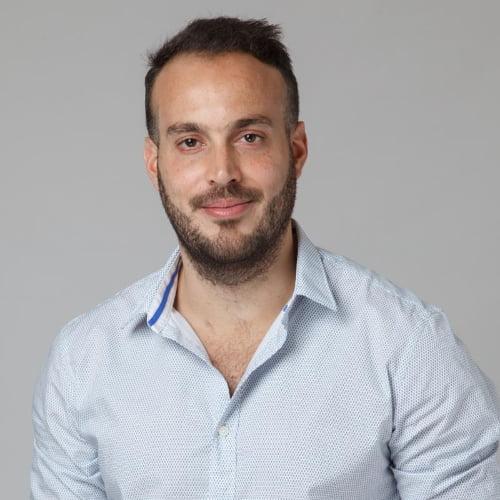 אורי דוד מנהל פיתוח עסקי פרסום ושיווק ממומן