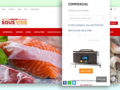פיתוח חנות וירטואלית שופ סוויד
