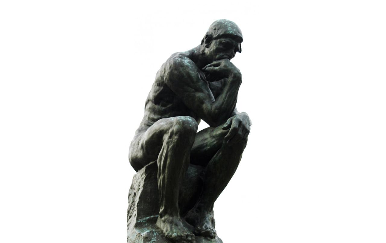 פסל חושב - קידום אתר וורדפרס